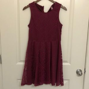 Perfect fall party dress! Exhilaration by Target